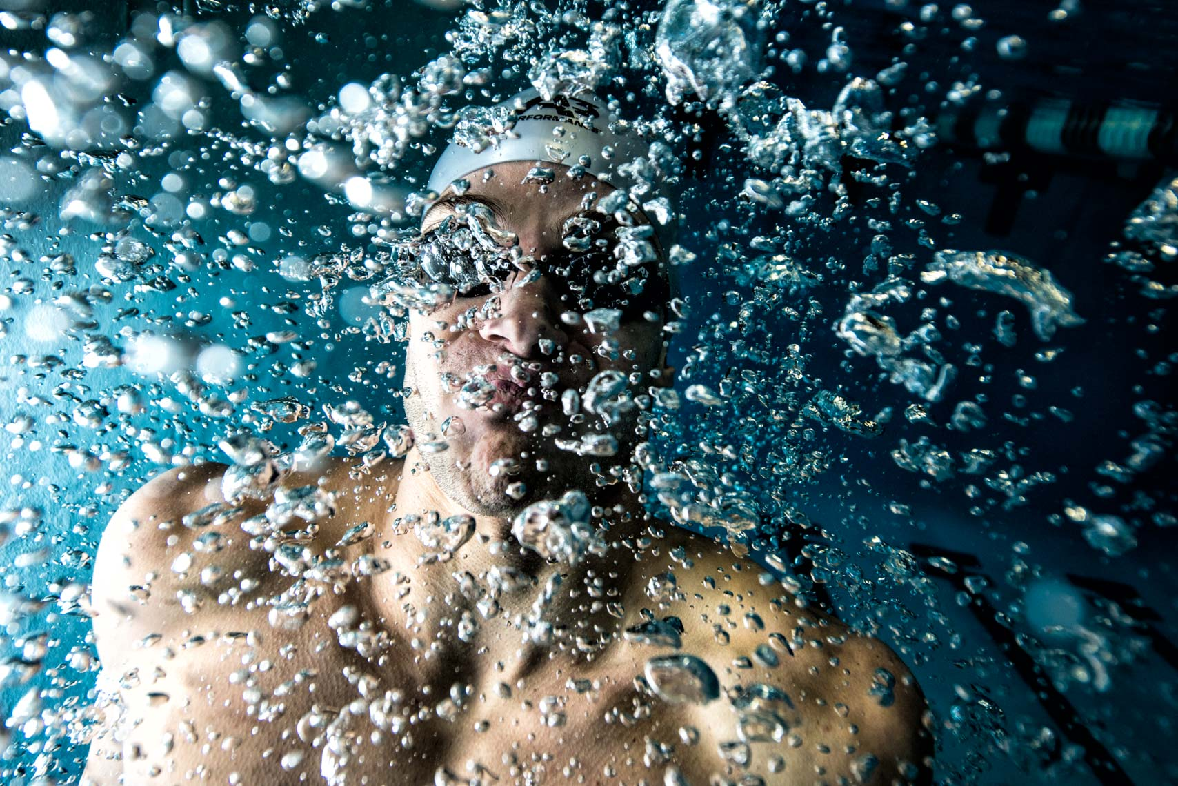USA Swimming National Team Member Michael Weiss