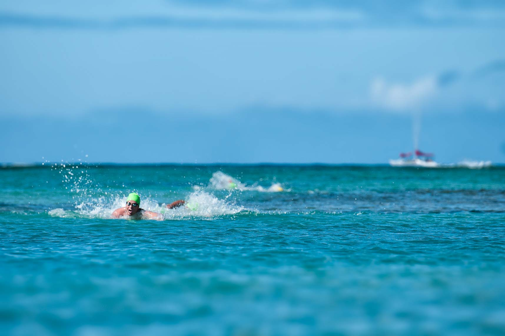 Waikiki Rough Water Swim
