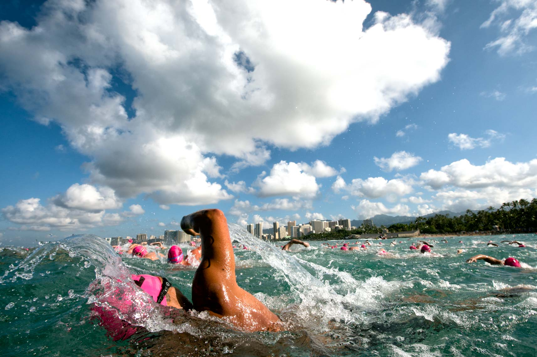 Waikiki Roughwater Swim